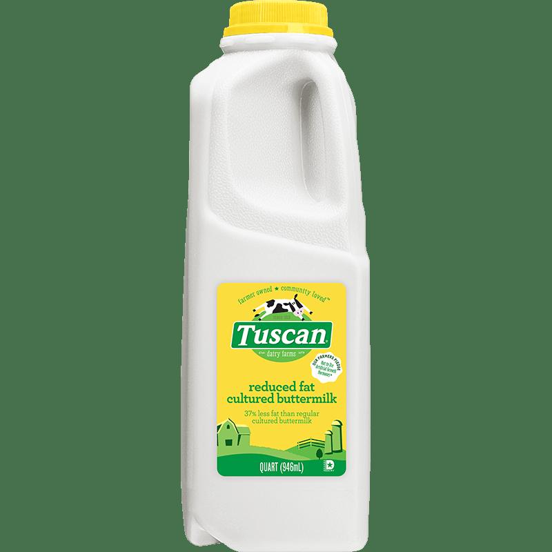 Reduced-Fat Buttermilk Plastic Quart
