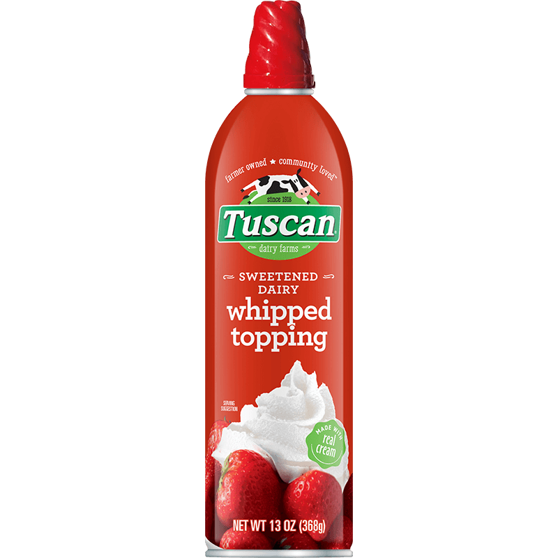 Whipped Dairy Topping Aerosol 13 oz.