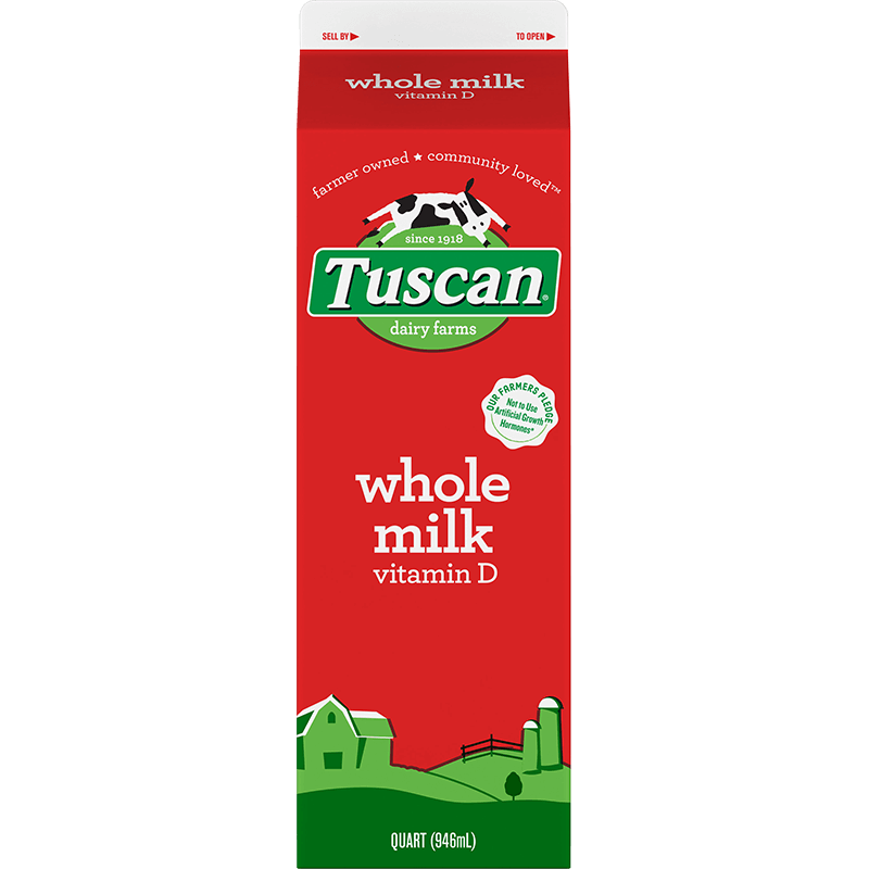 Whole Milk Paper Quart